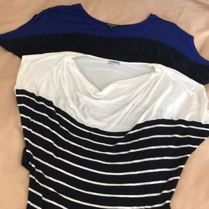 Bundle of 2 Small Express Tops